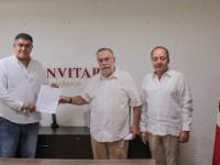 Carlos Mario Villanueva, nuevo titular del Invitab
