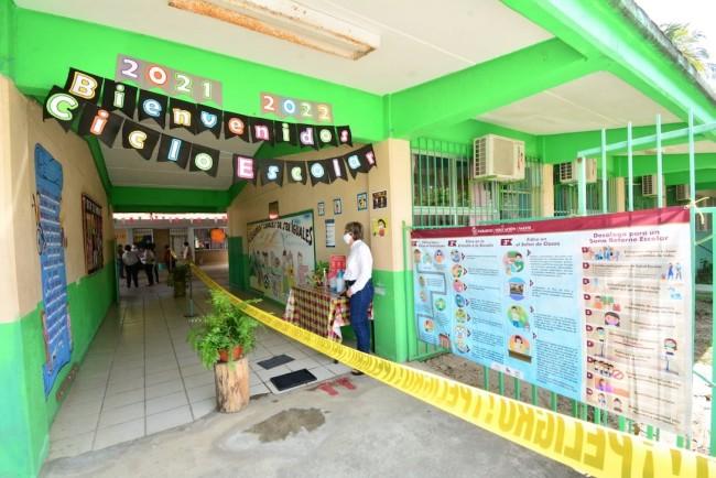 Detectan 58 casos de Covid en escuelas