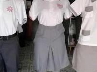 Mínima la venta de uniformes