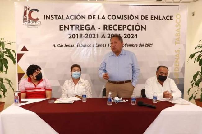 Entregaré finanzas sanas: Beltrán Tenorio