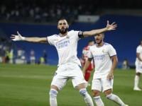 El Real Madrid remontó  contra el Celta de Vigo 5-2