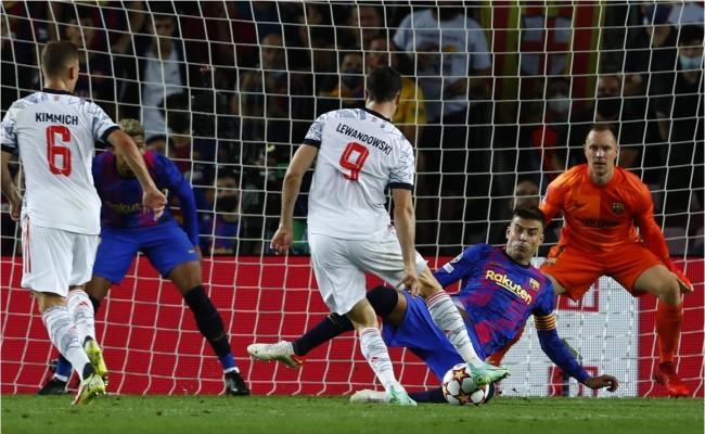 Bayern Munich goleó a domicilio a Barcelona
