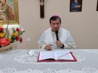 Extender la mano a migrantes: Obispo